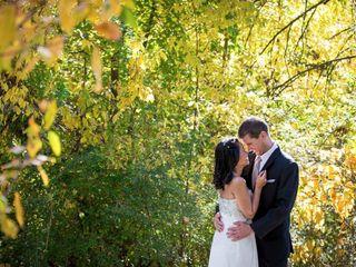 The wedding of Craig and Rianna