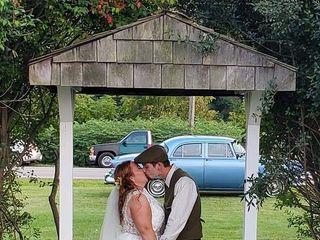 The wedding of Carol-Lynn and Michael 2