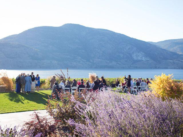Rianna and Craig's wedding in Penticton, British Columbia 6