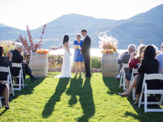 Rianna and Craig's wedding in Penticton, British Columbia 7
