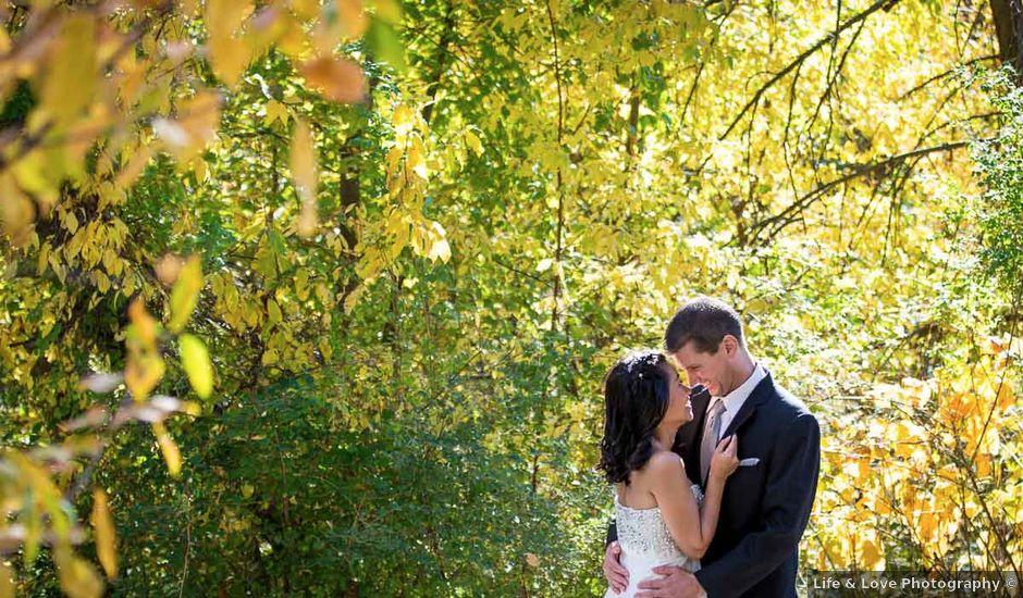 Rianna and Craig's wedding in Penticton, British Columbia