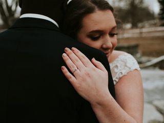 The wedding of Alyssa and Samuel 1