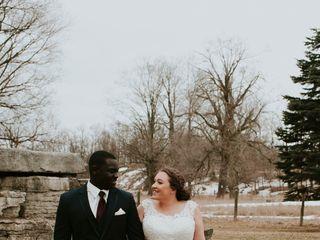 The wedding of Alyssa and Samuel 2