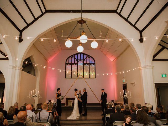 Greg and Nikki's wedding in Edmonton, Alberta 1