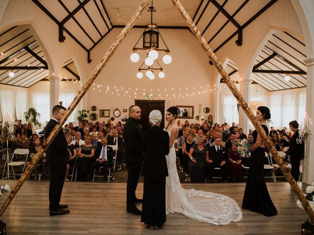 Greg and Nikki's wedding in Edmonton, Alberta 2