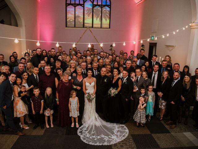 Greg and Nikki's wedding in Edmonton, Alberta 3