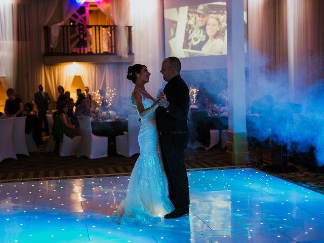 Greg and Nikki's wedding in Edmonton, Alberta 6