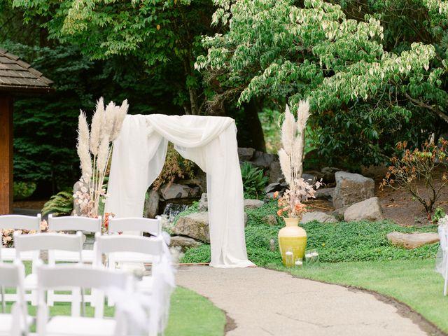 Jackey and Micheall's wedding in Surrey, British Columbia 16