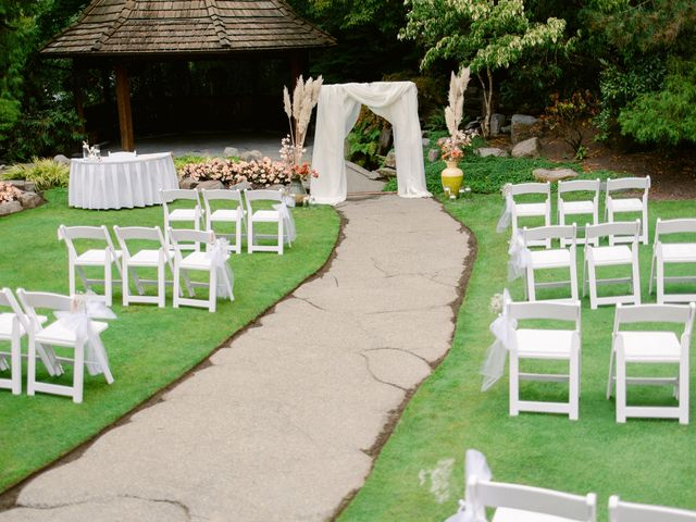 Jackey and Micheall's wedding in Surrey, British Columbia 18