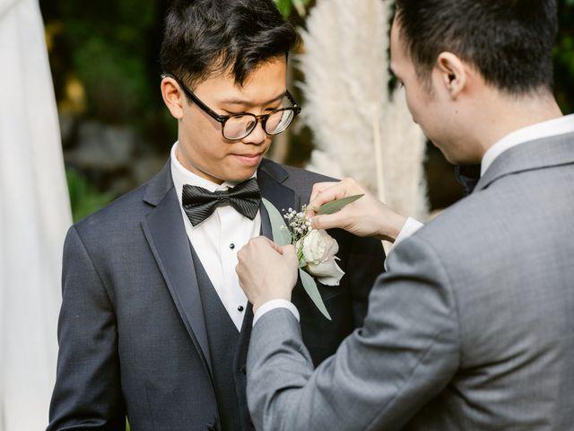 Jackey and Micheall's wedding in Surrey, British Columbia 22