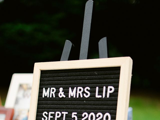 Jackey and Micheall's wedding in Surrey, British Columbia 23