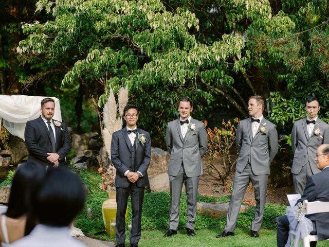 Jackey and Micheall's wedding in Surrey, British Columbia 26