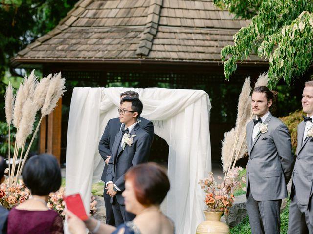 Jackey and Micheall's wedding in Surrey, British Columbia 27