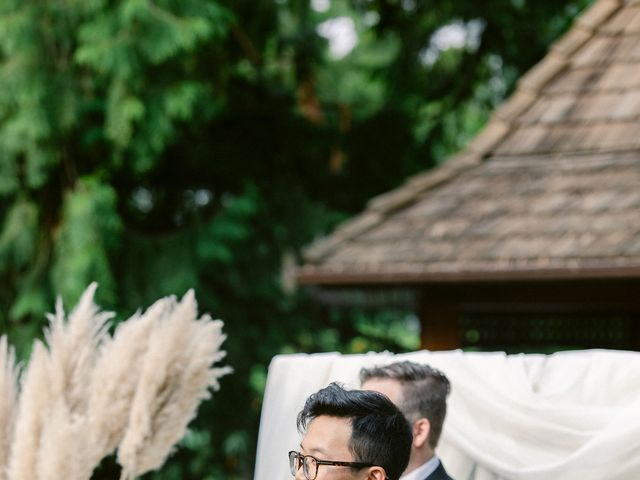 Jackey and Micheall's wedding in Surrey, British Columbia 28