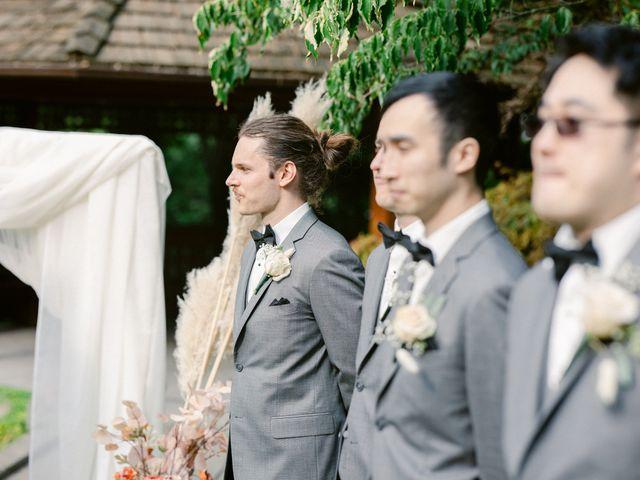 Jackey and Micheall's wedding in Surrey, British Columbia 29