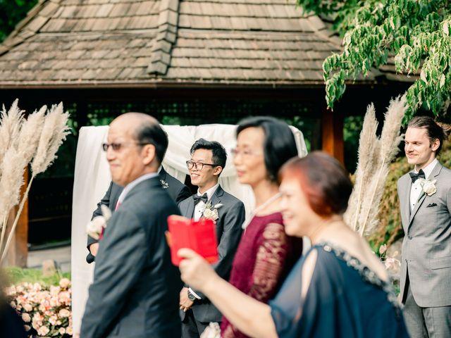 Jackey and Micheall's wedding in Surrey, British Columbia 30