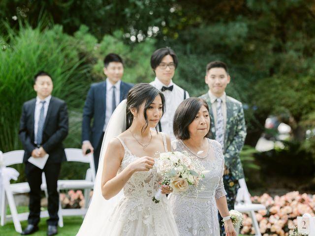 Jackey and Micheall's wedding in Surrey, British Columbia 31
