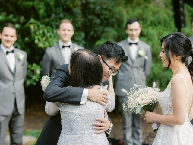 Jackey and Micheall's wedding in Surrey, British Columbia 33