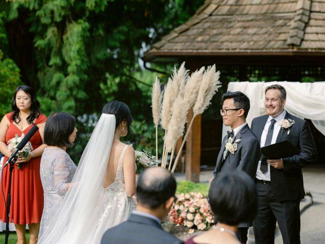 Jackey and Micheall's wedding in Surrey, British Columbia 34