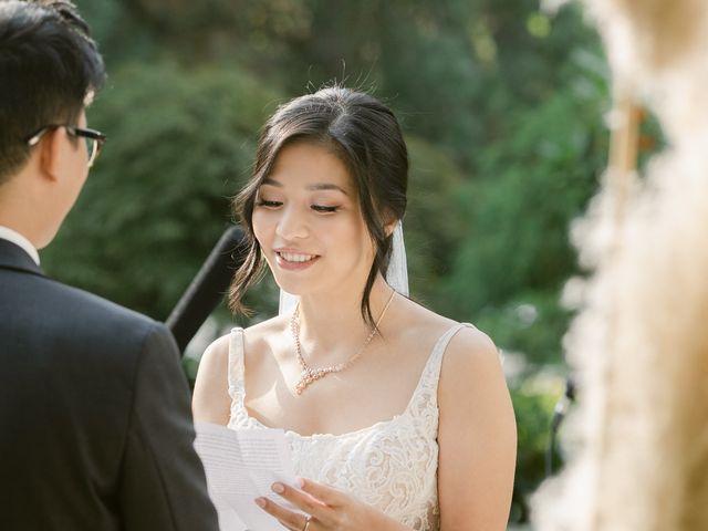 Jackey and Micheall's wedding in Surrey, British Columbia 37