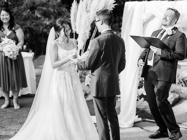 Jackey and Micheall's wedding in Surrey, British Columbia 38
