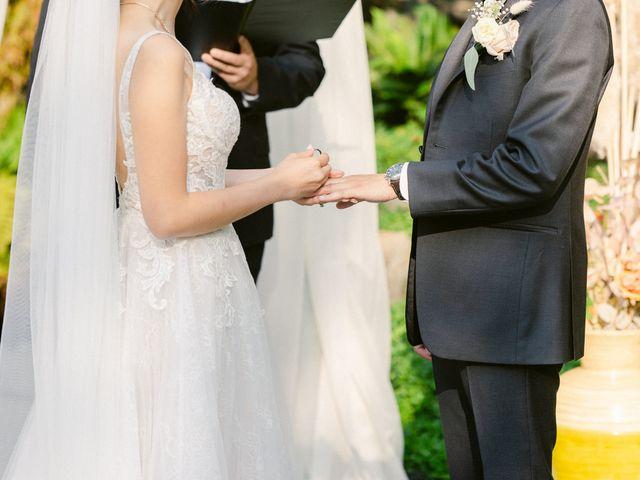 Jackey and Micheall's wedding in Surrey, British Columbia 41