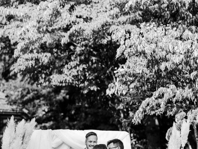 Jackey and Micheall's wedding in Surrey, British Columbia 42