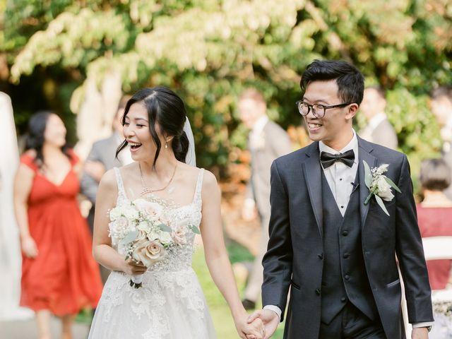 Jackey and Micheall's wedding in Surrey, British Columbia 43
