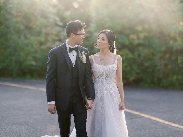 Jackey and Micheall's wedding in Surrey, British Columbia 51