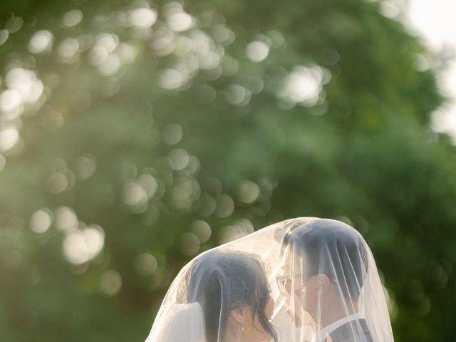 Jackey and Micheall's wedding in Surrey, British Columbia 2