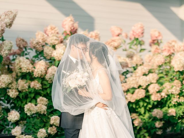 Jackey and Micheall's wedding in Surrey, British Columbia 53