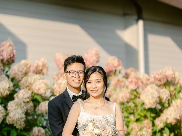 Jackey and Micheall's wedding in Surrey, British Columbia 56