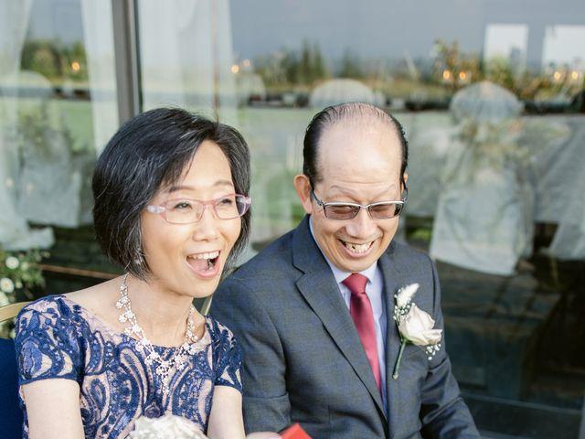 Jackey and Micheall's wedding in Surrey, British Columbia 61