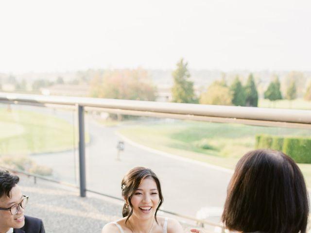 Jackey and Micheall's wedding in Surrey, British Columbia 62