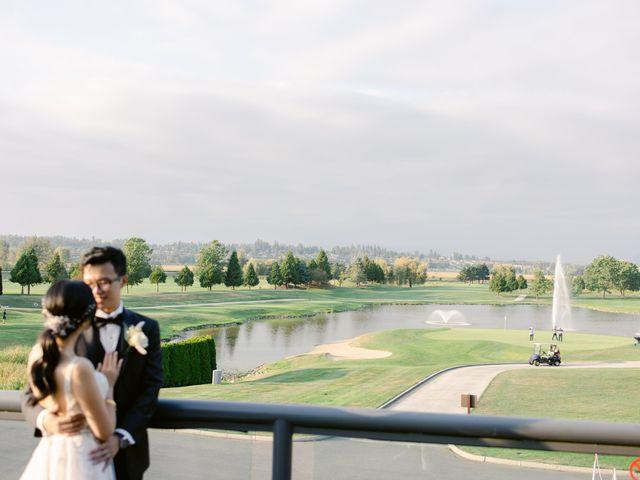 Jackey and Micheall's wedding in Surrey, British Columbia 64