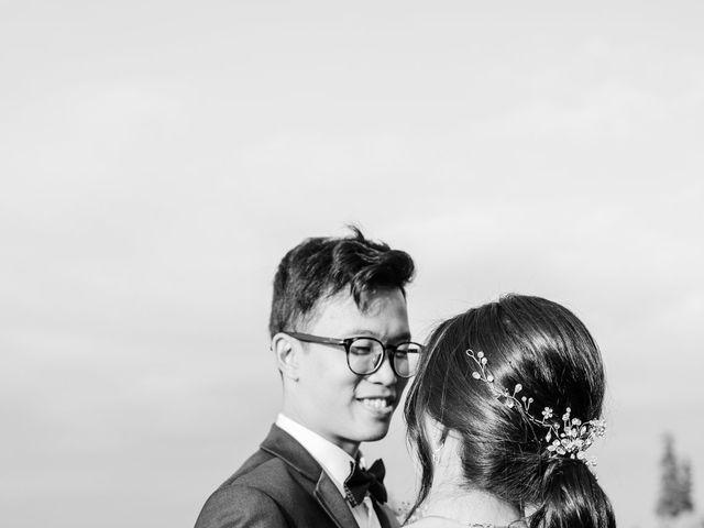 Jackey and Micheall's wedding in Surrey, British Columbia 65
