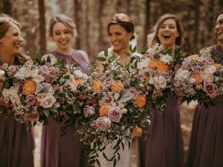 The wedding of Elisabeth and Bradley 1