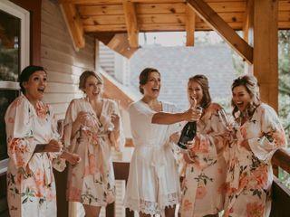 The wedding of Elisabeth and Bradley 3