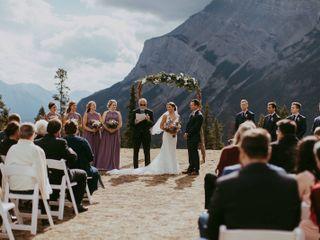 The wedding of Elisabeth and Bradley