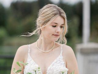 The wedding of Liza and James 1