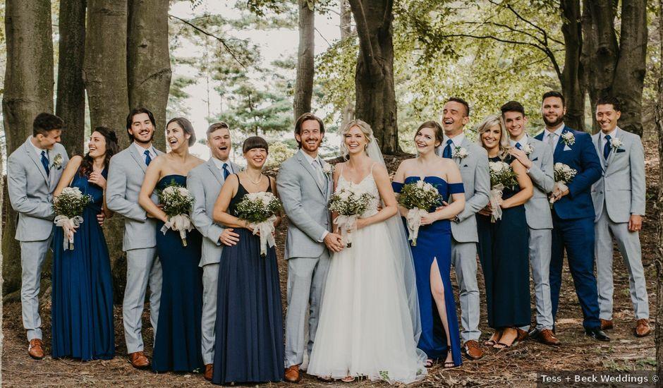 Jamie and Natalie's wedding in Woodbridge, Ontario