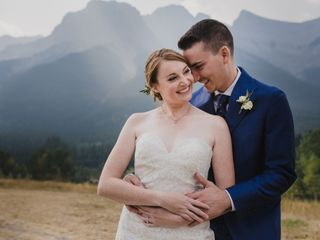 The wedding of Lee-Ann and Jarad