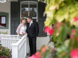 The wedding of Ann and Doug