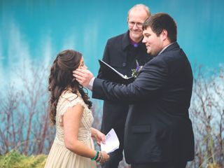 The wedding of Randi and Kyle