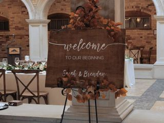The wedding of Brendan and Sarah 3