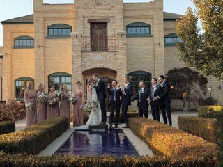 The wedding of Brendan and Sarah