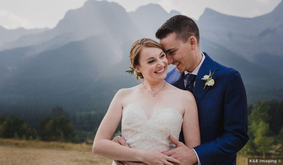 Jarad And Lee-Ann's Wedding In Calgary, Alberta