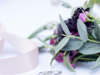 The wedding of Ghislain and Eilendra 2