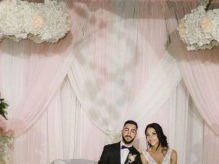 The wedding of Zienab and Raba