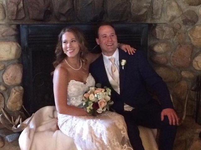 Madison and Mitchell's wedding in Jasper, Alberta 11
